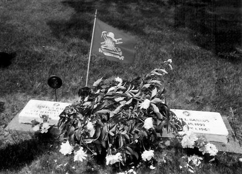 Cemetery Markers Malvern Cemetery, Malvern, Iowa