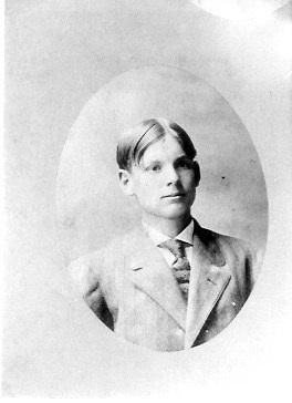 Harley U. Garrett-1909 Macksburg High School Graduation