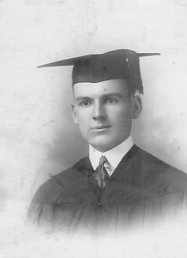 Harley U. Garrett-1914 Veterinary College Graduation