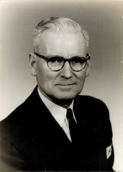 Harley U. Garrett, D.V.M About 1956