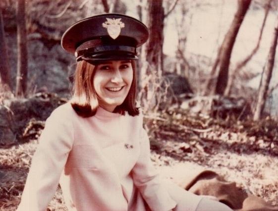 Kendra Jones, Flirtation Walk, April 1968