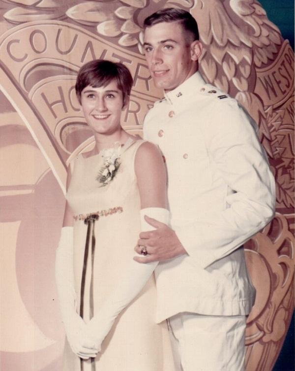 Kendra Jones and I, Ring Hop, September 1968
