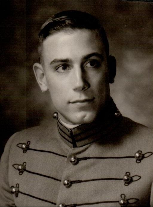 Graduation photo, Craig Garrett By Howitzer Photo Services, Inc. USMA, West Point, New York