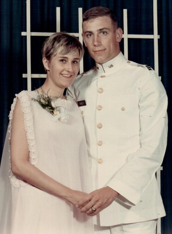Kendra Jones and Craig Garrett Graduation Hop, June 3, 1969