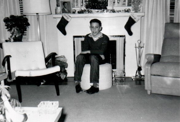 Craig, Christmas 1959, South Locust
