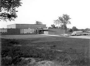 Colfax High School, June 1965