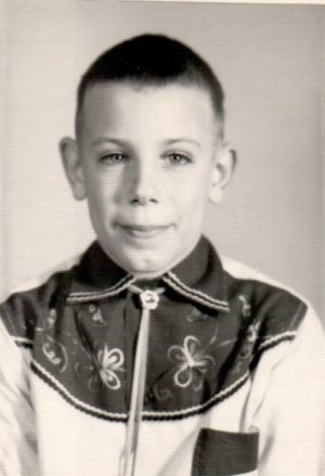Craig Second Grade 1954-1955