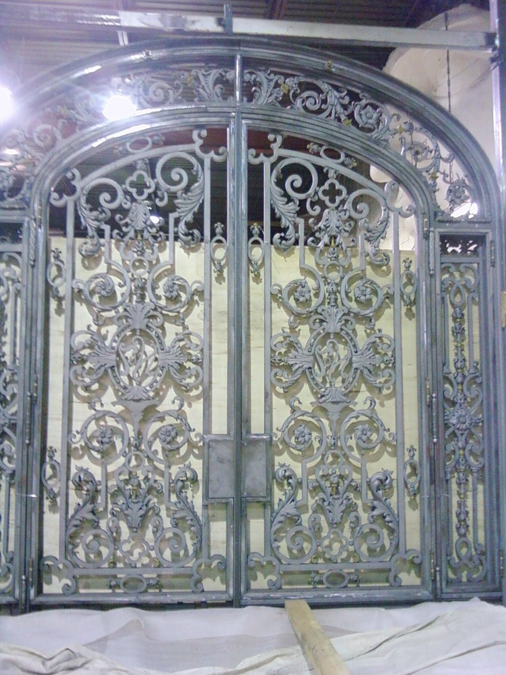 Doorway Gate, NYC
