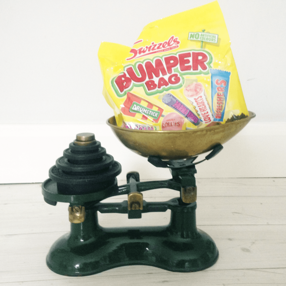 Bumper mixed sweets bag