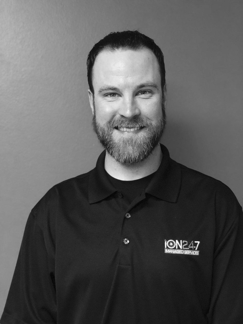 Eddie Steiger – NOC Manager