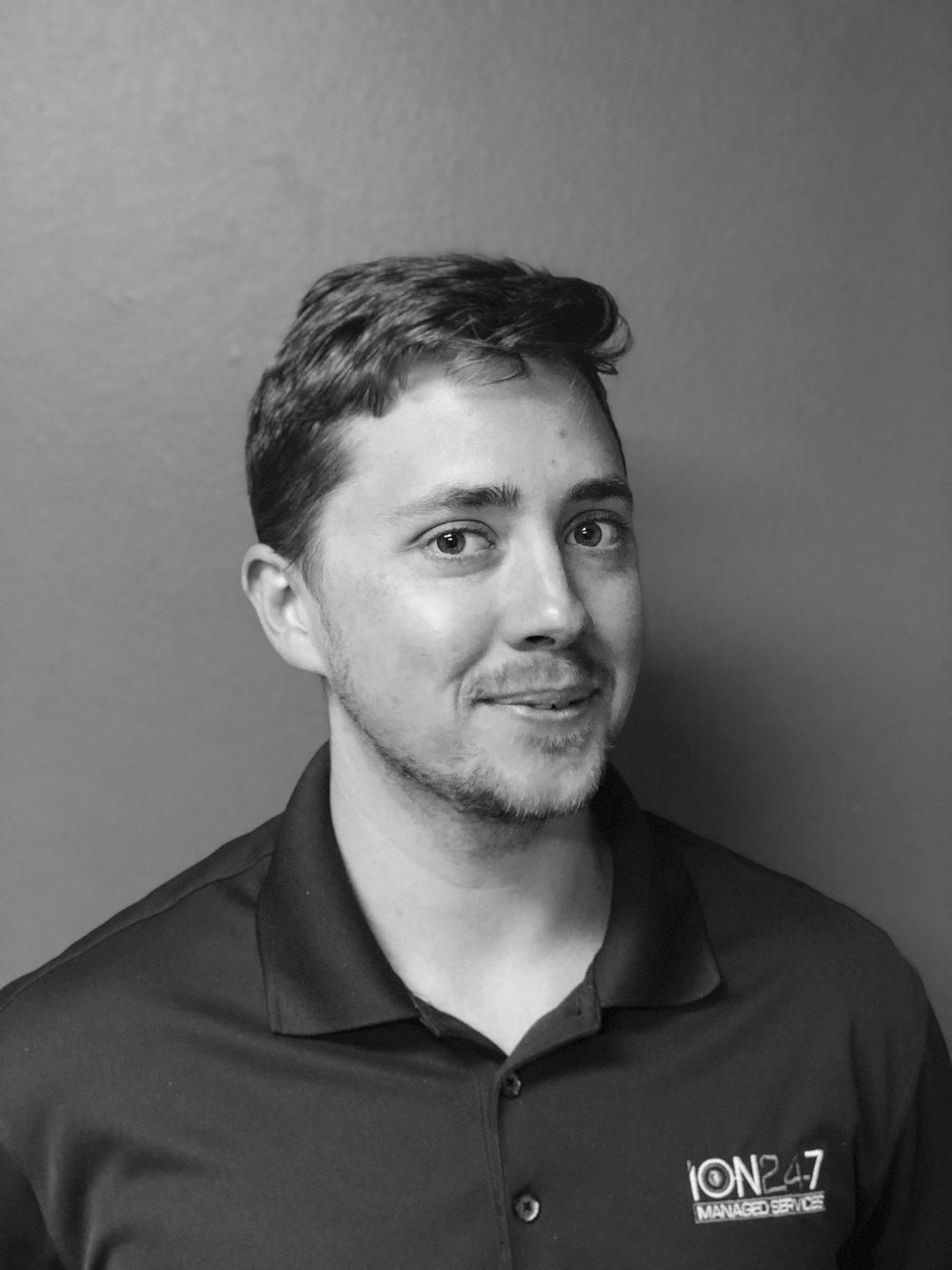 Stuart Brannon – Service Desk Manager