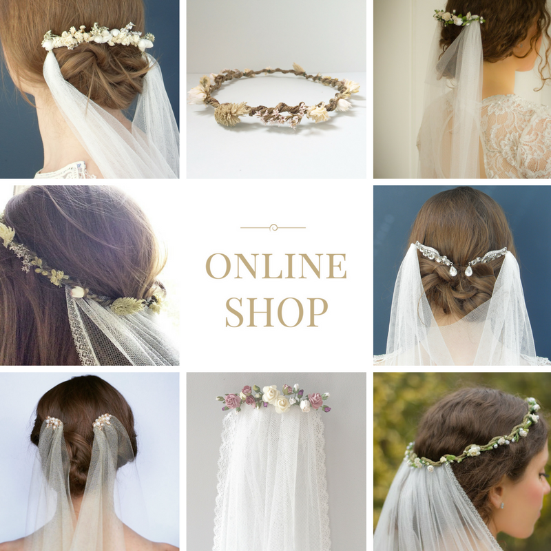 SHOP FOR FLOWER CROWNS
