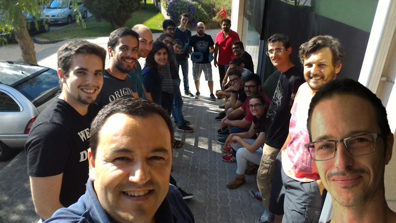 VOID Software DEVELOPMENT team