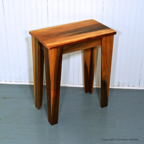 poplar wood furniture. Poplar End Table Wood Furniture