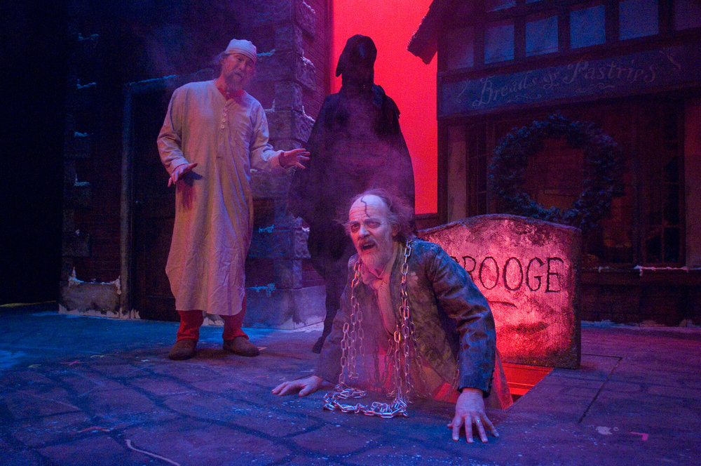 Scrooge, The Musical, 2007-08
