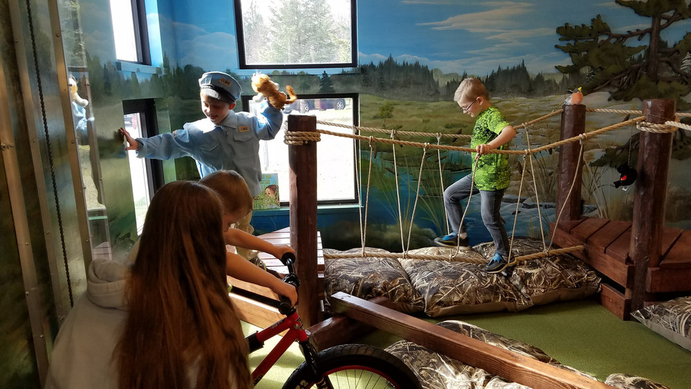 Lake Life Exhibit, 2017