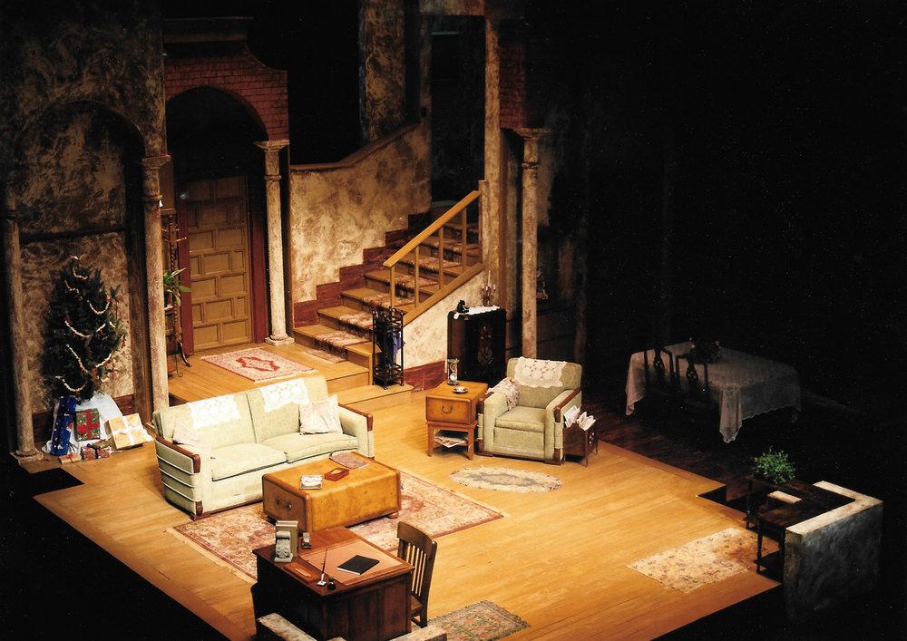 The Last Night at Ballyhoo, 2000