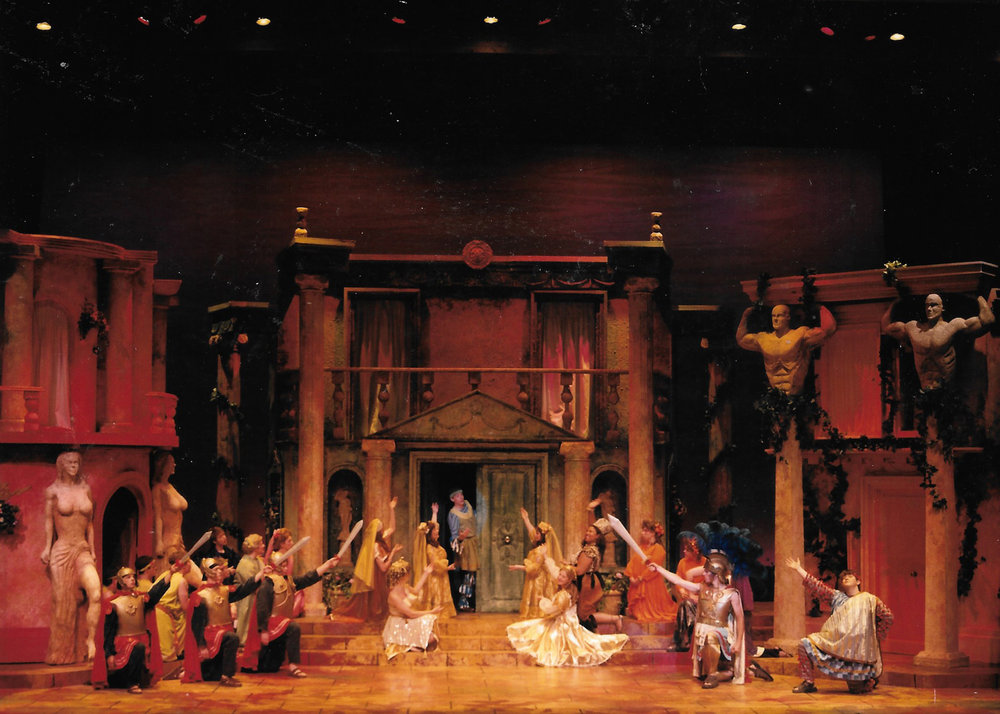 A Funny Thing Happened on the Way to the Forum, 2003