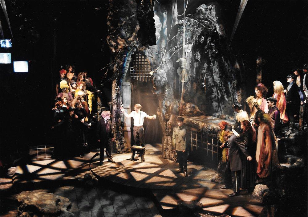 The Threepenny Opera. 2000-01