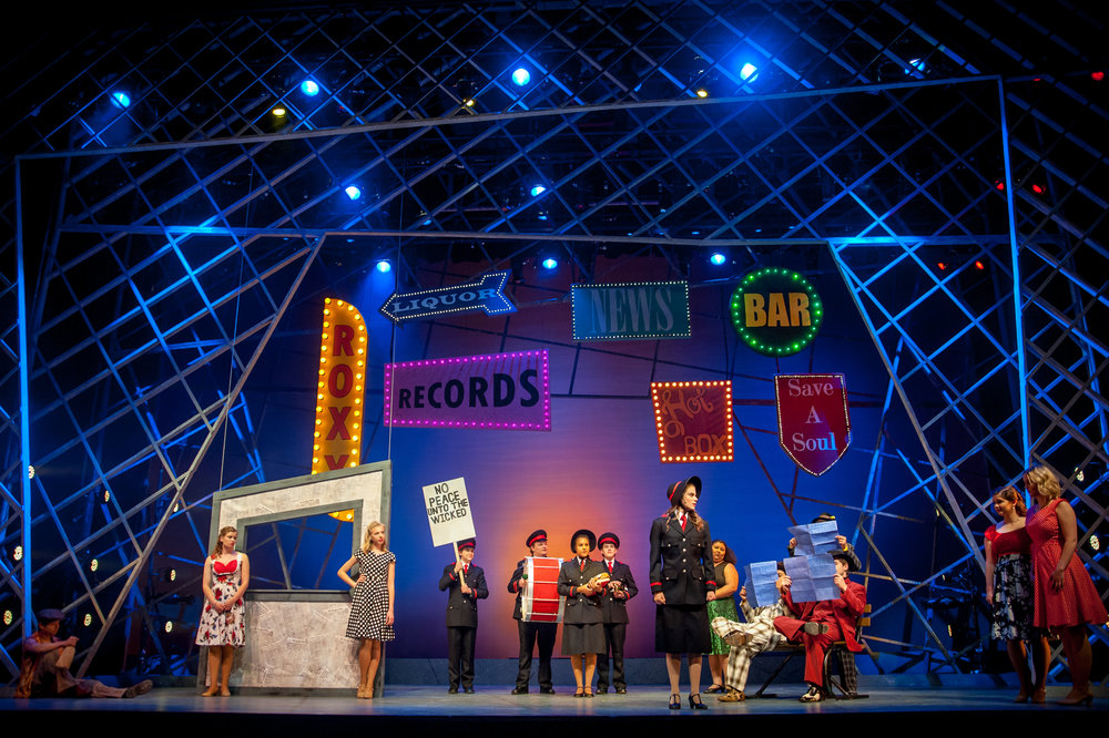 Guys and Dolls, 2018