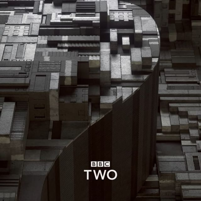 BBC2 Rebrand • Gritty, dark & brutalist + R&D.  I recently worked with @futuredeluxe, @bbccreative and @superunionhq to design and produce a set of unique idents to help launch BBC2's first identity update in over 25 years. Full project up on my website. Audio by @alexbaranowskimusic
