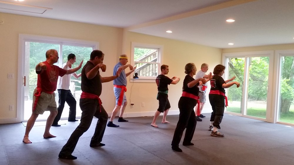 Durham T'ai chi classes