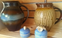 NC Pottery Pitchers