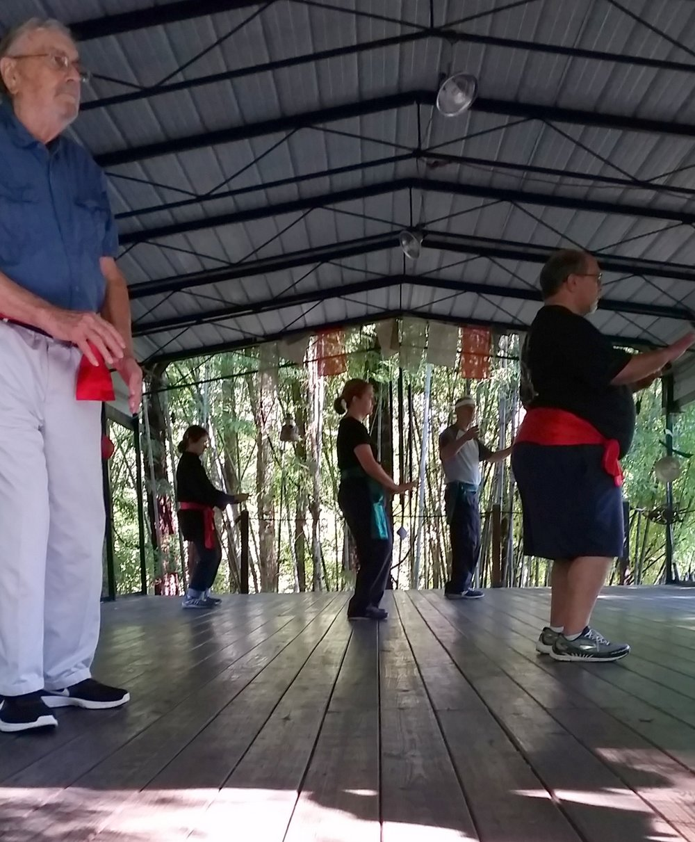 Chapel Hill Tai Chi Classes