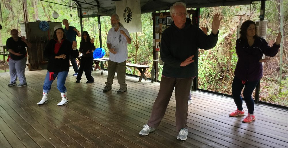 Bynum Tai chi Classes