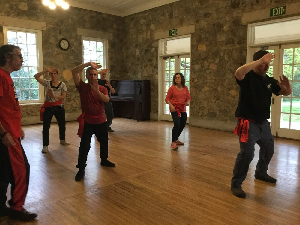 Pittsboro Tai chi Classes