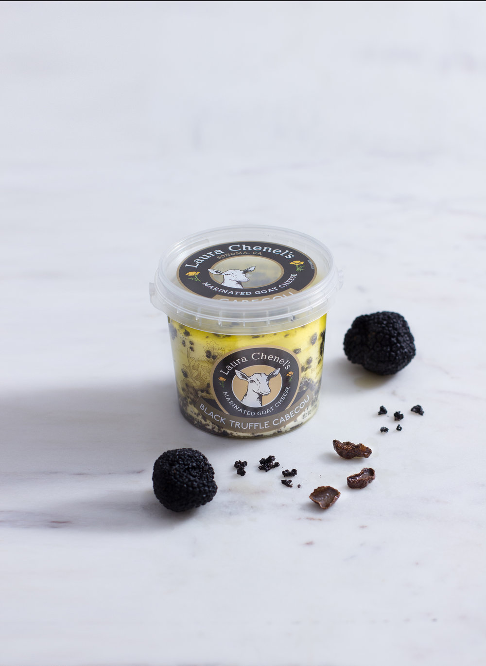 Try our new Black Truffle Cabecou!