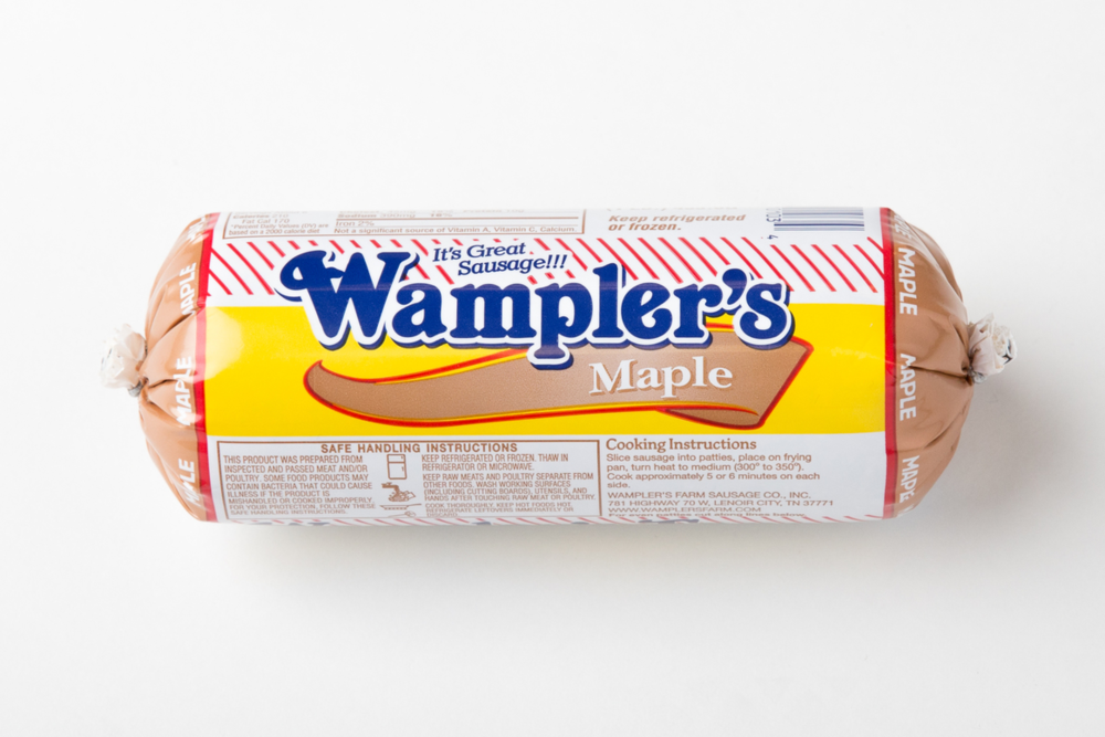 Wampler's Maple Sausage Roll