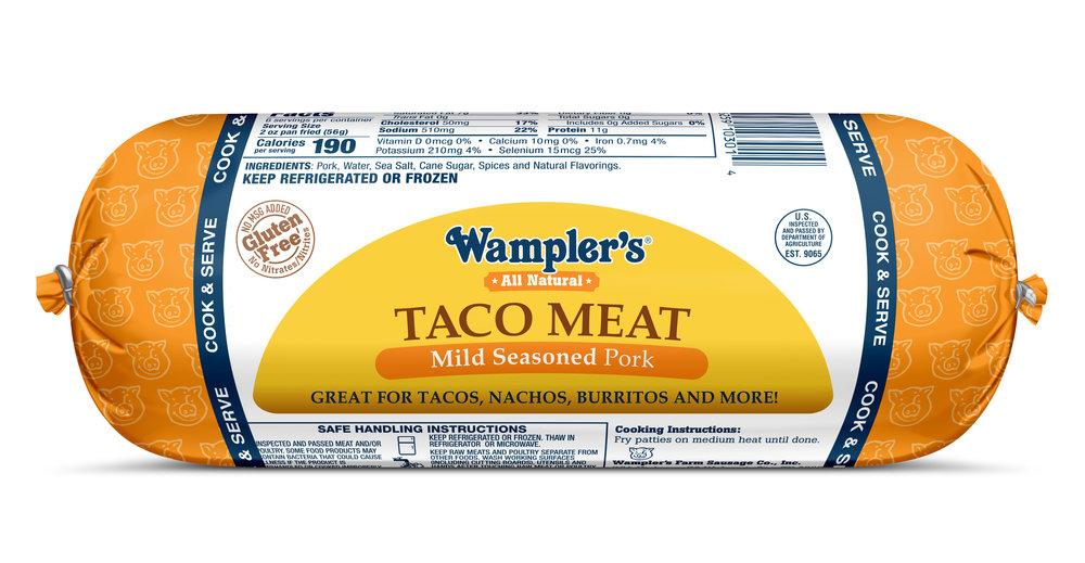 Wampler's Farm Sausage Hot Roll