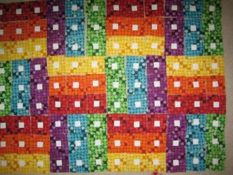 rail quilt