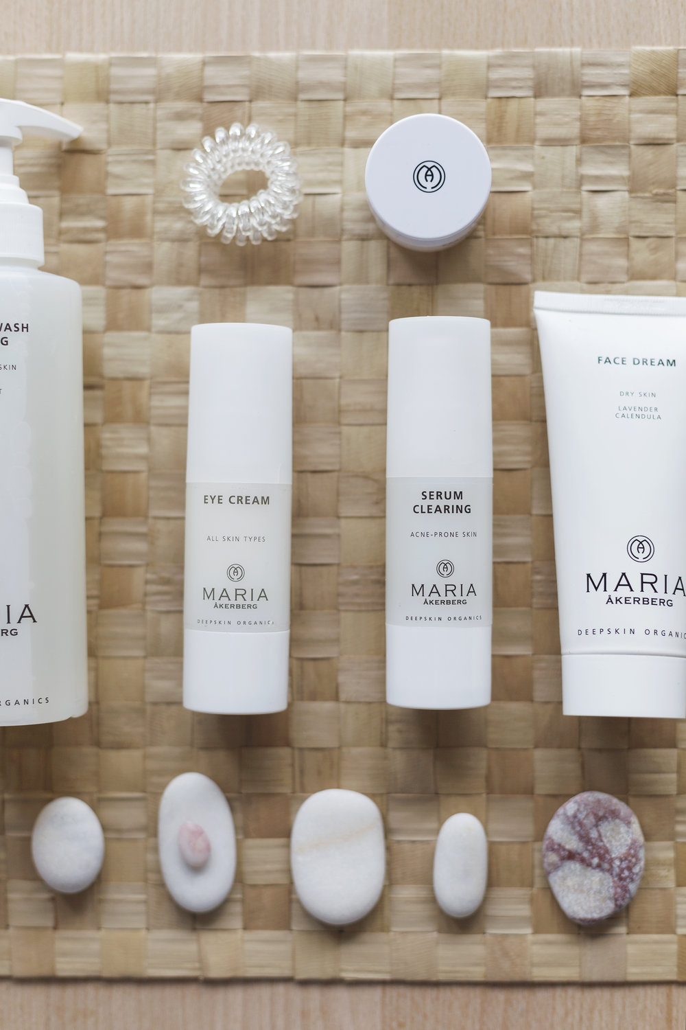 Alona Vibe Beauty routine Maria aakerberg