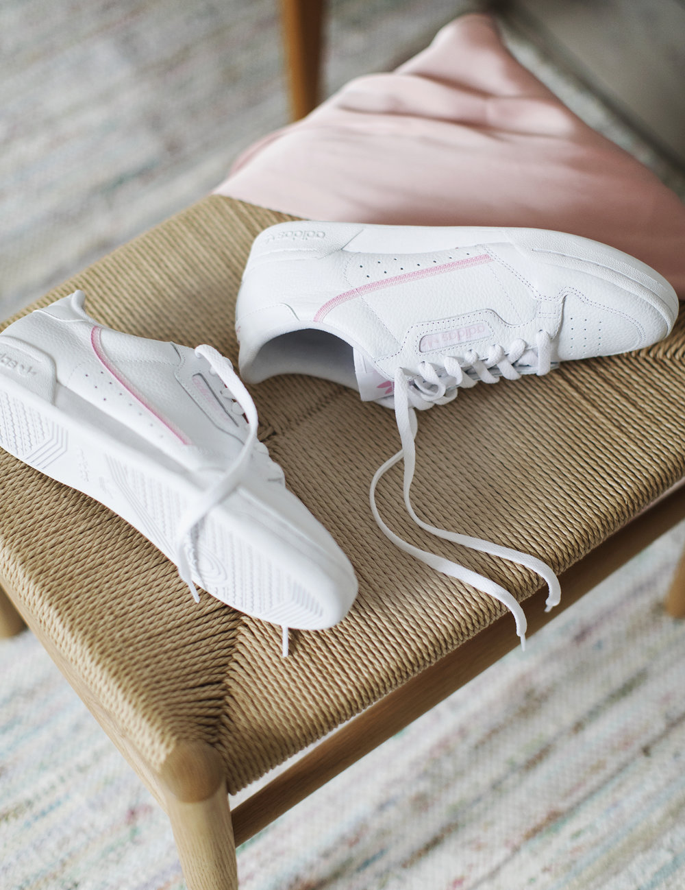Launch Campaign for adidas Continental 80 for Rezet Store