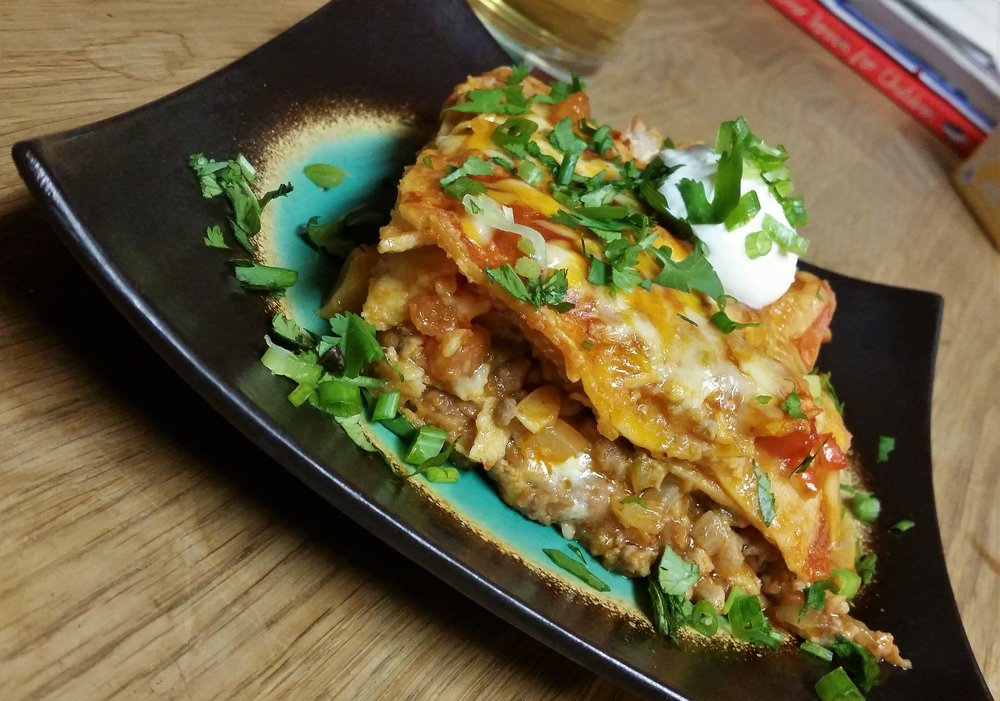 Reverend Jim's Mexican Lasagna!!!