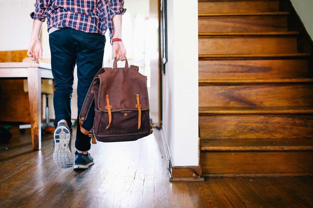 Just Start | Matt Simon Designs