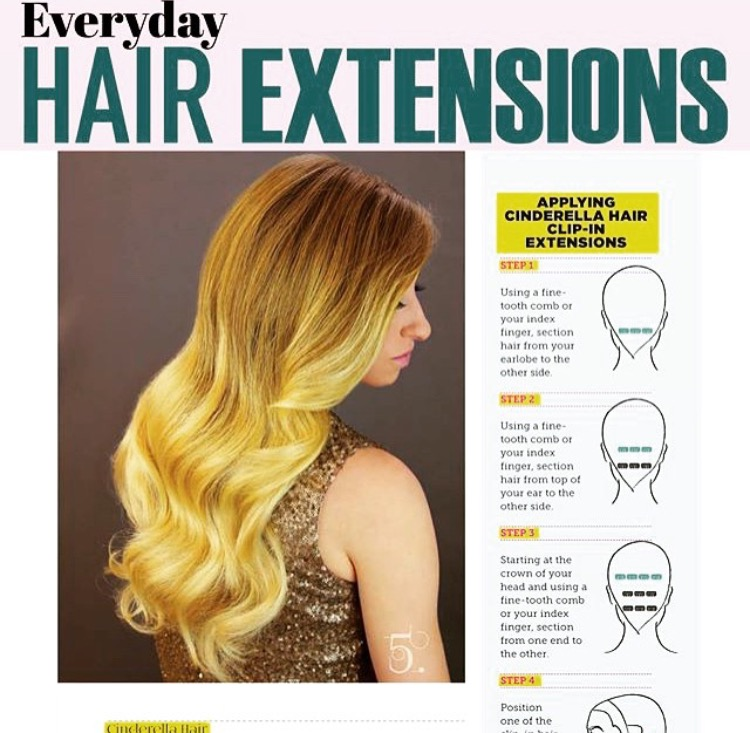Cinderella Extensions Salon 5150