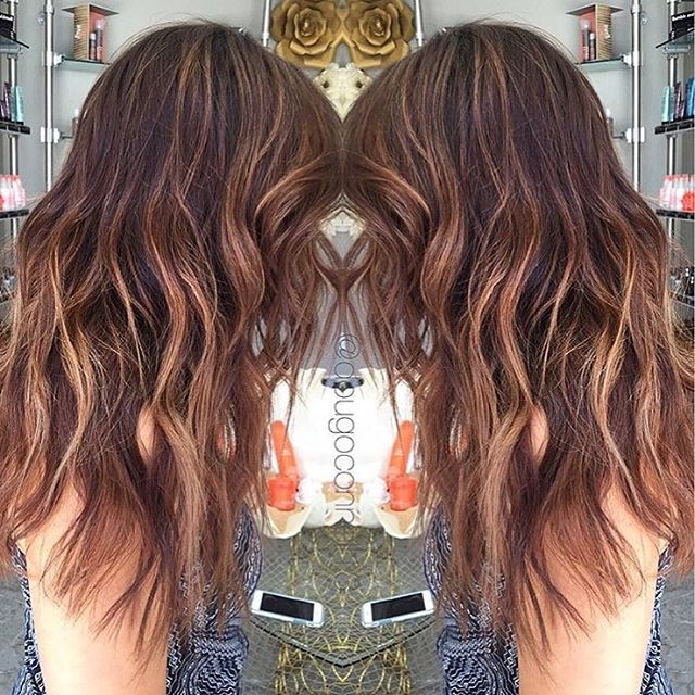 Hair by Doug @dougoconnell13 // Color, cut & style by yours truly ❤️🎨✂️ #hair #haircut #hairking #hairlove #hairporn #hairpost #haircolor #hairstyle #hairtip #hairbydoug #hairbrained #hairstylist #balayage #balayagecolor #ombre #ombrehair #salon5150 #brea #trim #healthy #long #beautiful #modernsalon #btcpics #behindthechair #dougoconnell #angelofcolour #hairdressermagic #americansalon ™@dougoconnell13