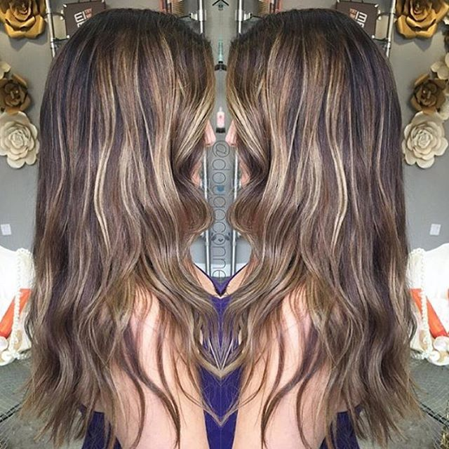 Hair by Doug @dougoconnell13 // 🎨🎨️💯 #hair #haircut #hairking #hairlove #hairporn #hairpost #haircolor #hairstyle #hairtip #hairbydoug #hairbrained #hairstylist #balayage #balayagecolor #ombre #ombrehair #salon5150 #brea #trim #healthy #long #beautiful #modernsalon #btcpics #behindthechair #dougoconnell #angelofcolour #hairdressermagic #americansalon ™@dougoconnell13