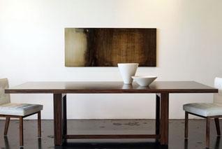 As shown: Vioski table