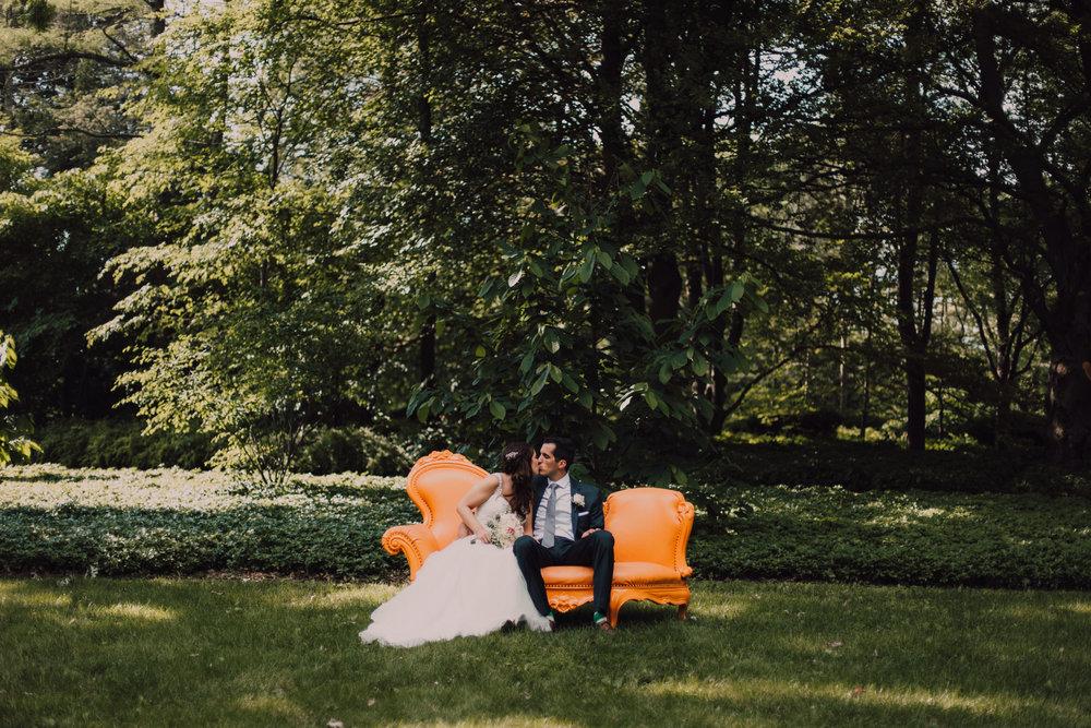 Romantic Naperville Wedding -