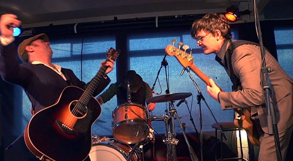This performance of 'Running By The Rock' with Jeff Lang and Grant Cummerford, was filmed by ABC Southeast Music during soundcheck at the Tathra Hotel.