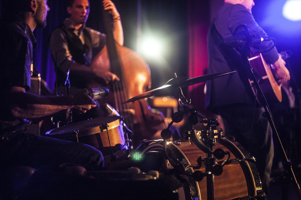 Gallie's   'The Occoquan River' album launch at Memo Music Hall, St Kilda. Pic by Marcus Byrne.