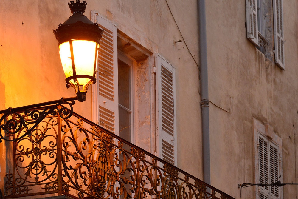 Typical street light, Arles