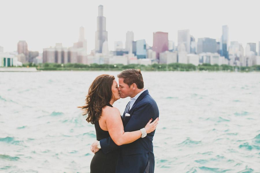 Classic Chicago Engagement