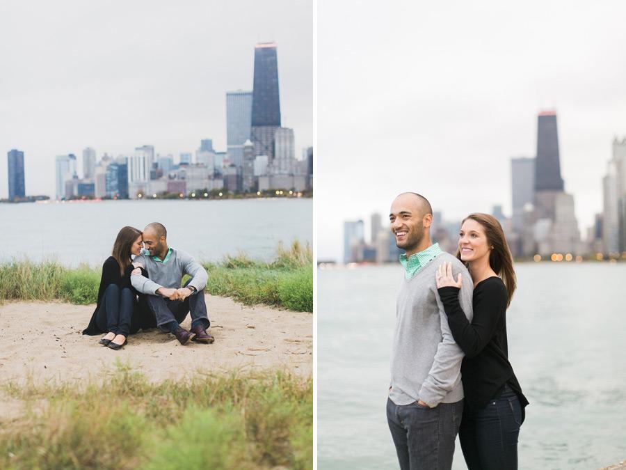011-chicago-north-avenue-beach-engagement-photo