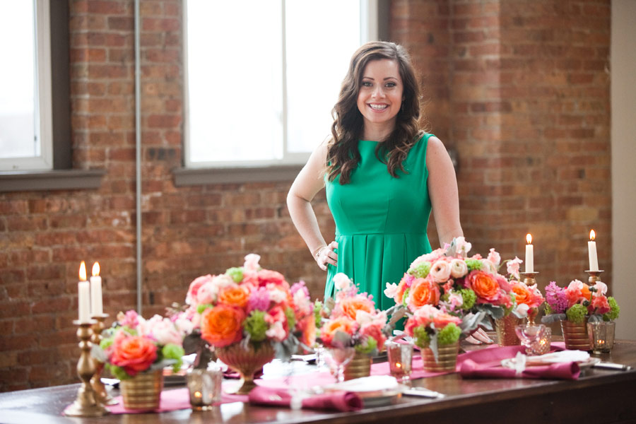 """Be a guest at your own wedding."" 5 Tips for a Stress Free Wedding by La Belle Fleur Events"