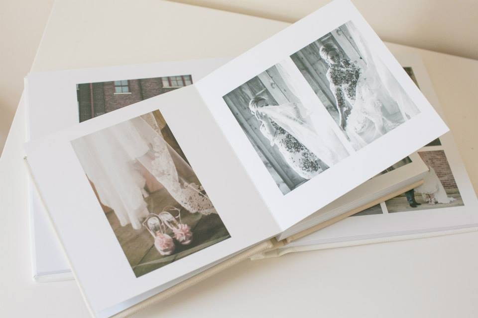 Wedding Albums by Artistrie Co.